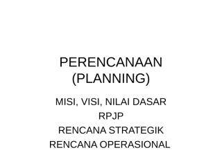 perencanaan (planning).ppt