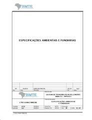 14-ANEXO XIV - Especificações Ambientais e Fundiárias_BMTE环境及征地技术规范.pdf