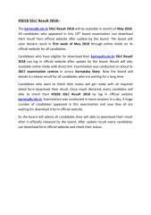 KSEEB SSLC Result 2018 (1).pdf