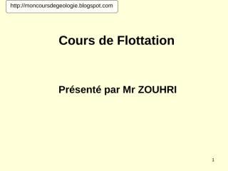 flottation  cours.ppt