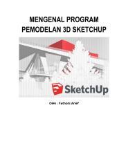 MENGENAL PROGRAM PEMODELAN 3D SKETCHUP.pdf