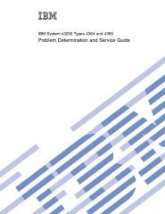 IBM System x3250 Types 4364 and 4365.pdf