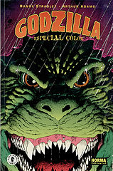 Godzilla Especial Color.cbr